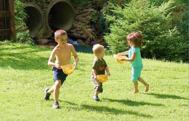 El futuro de cada niño se crea alinstante