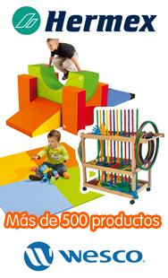 Material educativo, didáctico, infantil, psicomotricidad, juegos...